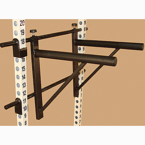 ADJUSTABLE DIPPULL-UP BARS