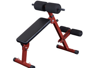 AB BOARD HYPEREXTENSION AB-HYP BENCH