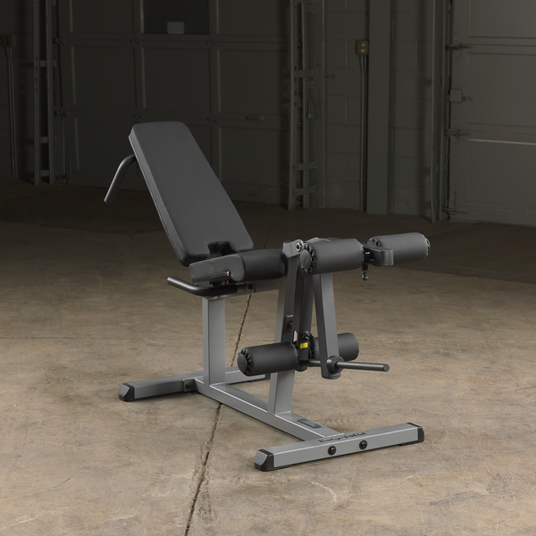 BODY-SOLID SEATED LEG EXTENSION & SUPINE CURL GLC365 ...