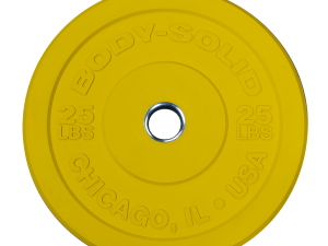 25LB. CHICAGO EXTREME COLORED BUMPER PLATES