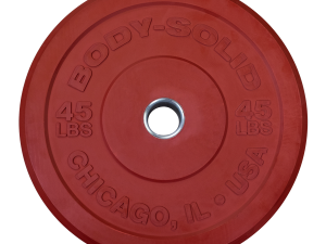 45LB. CHICAGO EXTREME COLORED BUMPER PLATES