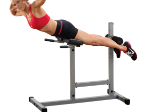 POWERLINE ROMAN CHAIR/ BACK HYPEREXTENSION