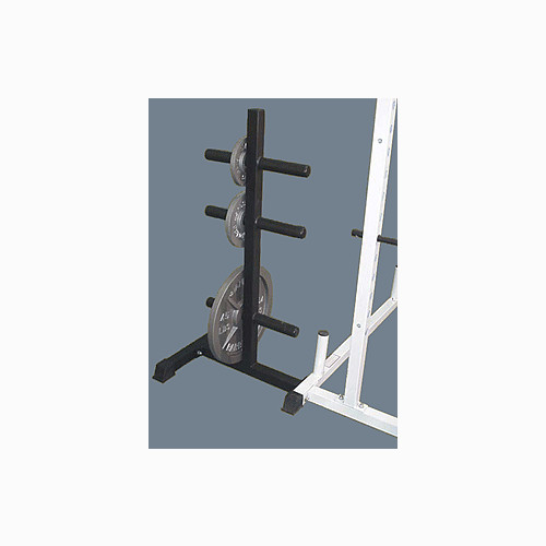 PLATE TREE ATTACHMENT FOR POWER RACK STANDARD PLATES