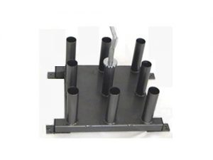 VERTICAL BAR RACK- OLYMPIC